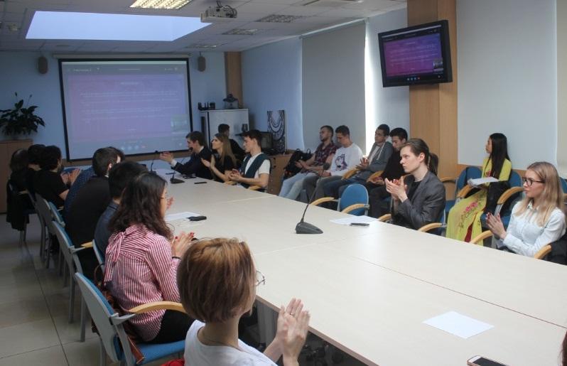Студенты ГИ обсудили проблему сохранения культурного наследия